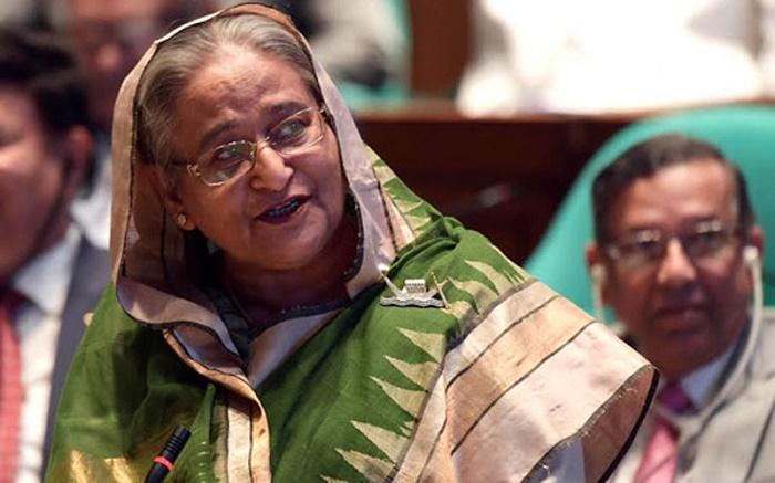সমৃদ্ধির পথে হাঁটছে বাংলাদেশ: সংসদে প্রধানমন্ত্রী