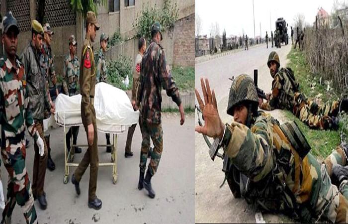 ফের র'ক্তাক্ত কাশ্মীর: ২ ভারতীয় সেনা নি'হত