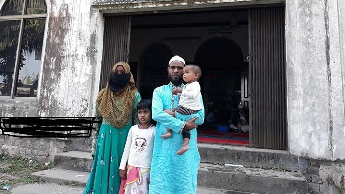 ছাতকে একই পরিবারের ৪ জন একই সঙ্গে ইসলাম গ্রহণ করলেন