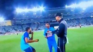 ভারতীয় ক্রিকেটার চাহালকে গা'লি'গা'লাজ করলেন গাপটিল!