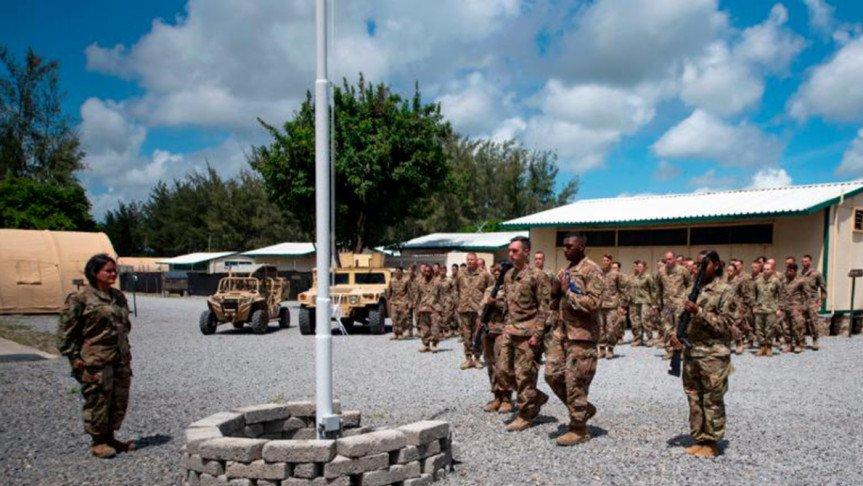 কেনিয়ার মার্কিন সেনাঘাঁটিতে জঙ্গি হামলা