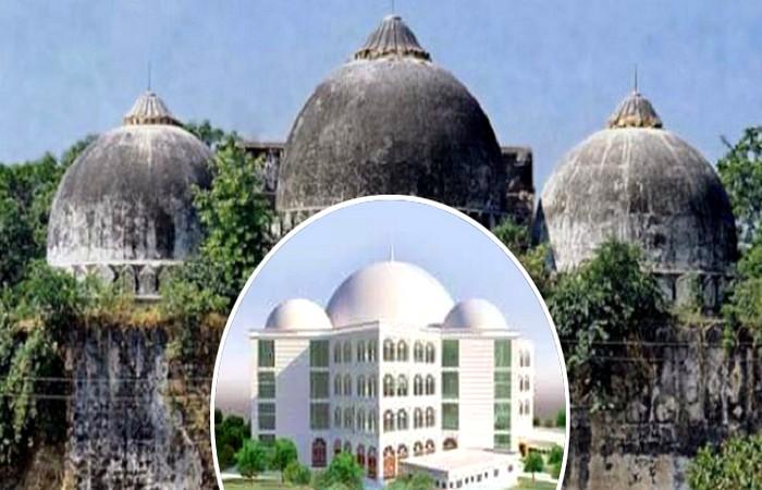 আল্লামা শফী ঢাকায় বাবরি মসজিদের ভিত্তি স্থাপন করলেন