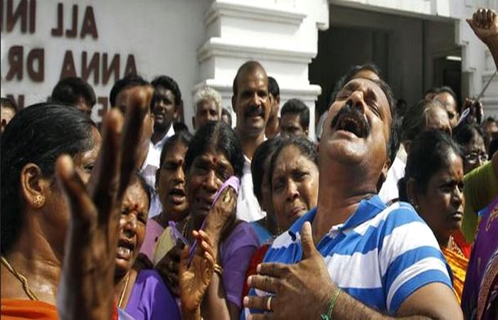 দিল্লির হাসপাতালে মুসলিমদের কান্নার রোল, লা'শের জন্য অপেক্ষা