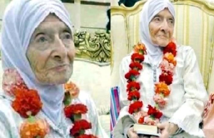 ইসলাম ধর্ম গ্রহণ করলেন ৯২ বছরের বৃদ্ধা