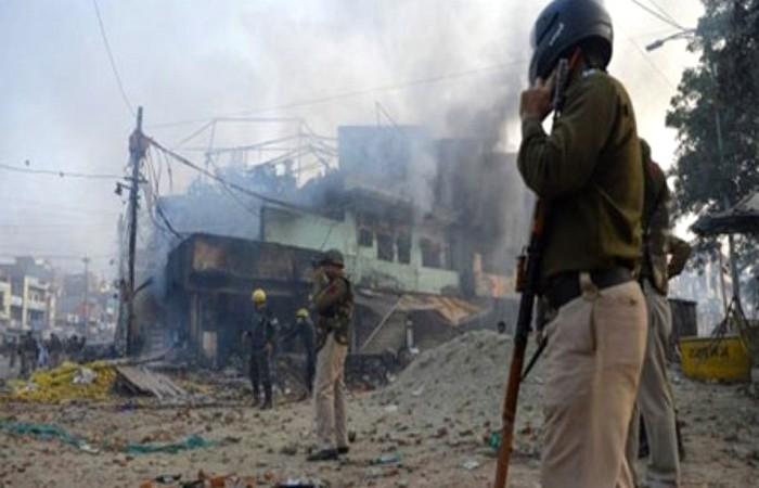 বিবিসির রিপোর্ট: দিল্লিতে মুসলিমদের টার্গেট করা হচ্ছে