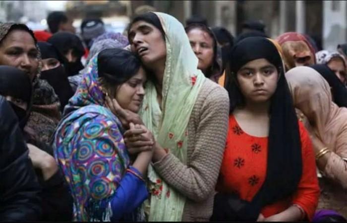'আমাদের দো'ষ, আমরা মুসলমান', মুসলমান নারীদের বর্ণনায় দিল্লি সহিং'সতা
