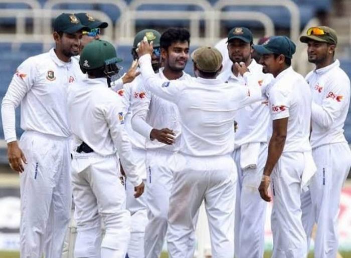 পাকিস্তান সিরিজের জন্য বাংলাদেশ টেস্ট দল ঘোষণা