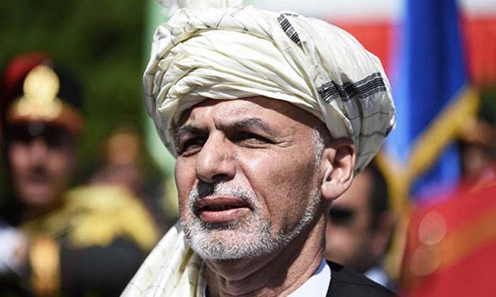 আশরাফ গনি আফগানিস্তানের নতুন প্রেসিডেন্ট