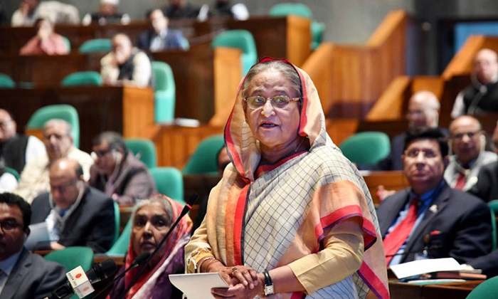 ধ'র্ষ'কদের বি'রুদ্ধে 'জিরো টলারেন্স নীতি' ঘোষণা করেছে প্রধানমন্ত্রী