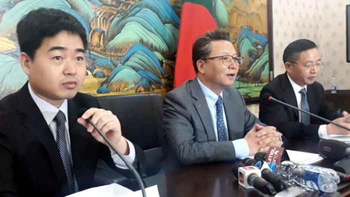 চীনে করোনাভা'ইরাসে কোনো বাংলাদেশি আ'ক্রান্ত হননি: চীনা রাষ্ট্রদূত
