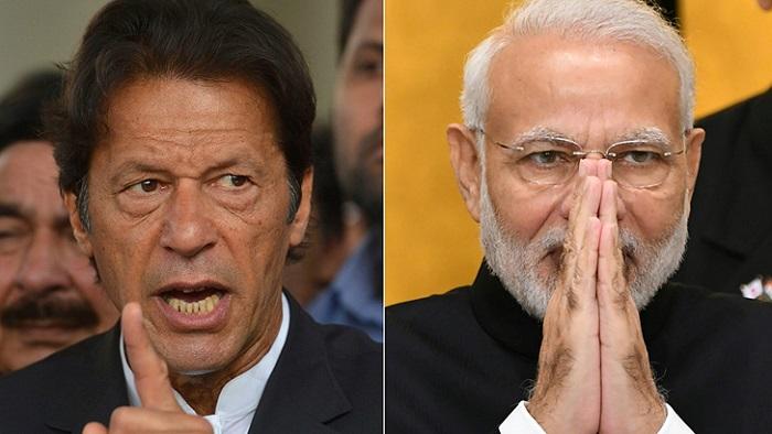 কাশ্মীর মোদির ভুলের কারণেই স্বাধীন হবে: ইমরান খান