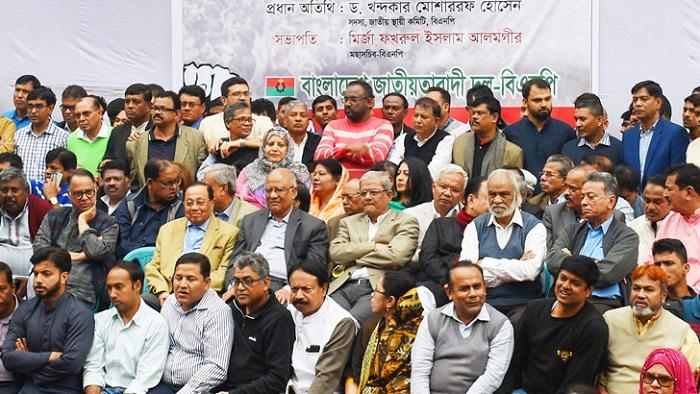 খালেদা জিয়াকে এবার মুক্ত করব: মির্জা ফখরুল