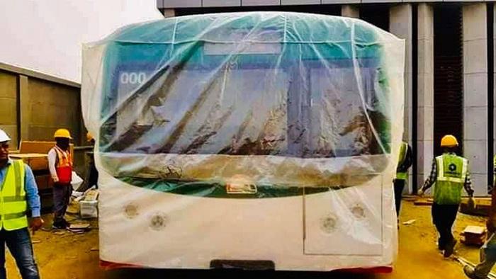 ঢাকায় এলো মেট্রোরেলের মকআপ, প্রধানমন্ত্রীর উদ্বোধনের পরই প্রদর্শন