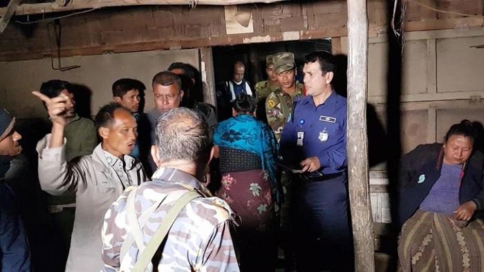 আ'লীগ সভাপতি বান্দরবানে স'ন্ত্রাসীদের গু'লিতে নি'হ'ত