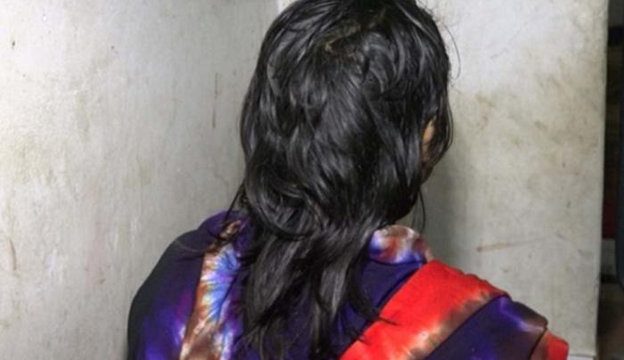 চতুর্থ শ্রেণির ছাত্রী নিজ ঘরে ধ'র্ষ'ণের শি'কার