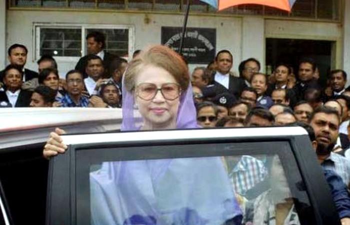 সাজা ছয় মাস স্থগিত করে খালেদা জিয়াকে মুক্তির সিদ্ধান্ত : আইনমন্ত্রী