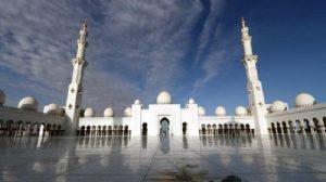 আরব আমিরাতে সব মসজিদ ক'রোনার কারণে বন্ধ