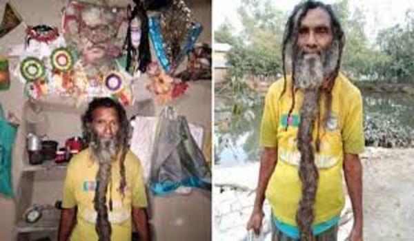 বঙ্গবন্ধুর জন্য ভালোবাসা: ৪৫ বছরে মাথায় তেল-চিরুনি দেননি জহির
