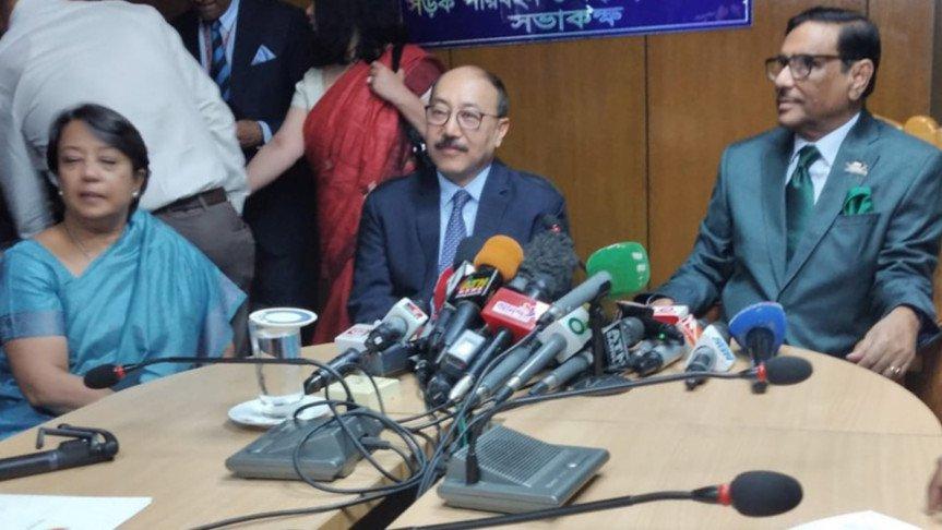 মোদীর ঢাকা সফর প্রতিহতের ঘোষণায় সরকার বিব্রত নয়: সেতুমন্ত্রী