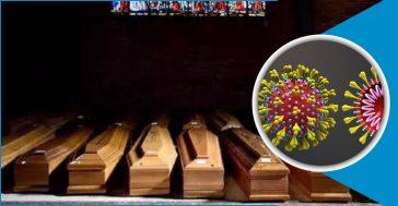 ২৪ ঘণ্টায় স্পেনে ৮৬৪ জনের মৃত্যু, লাখ ছাড়াল আক্রান্ত