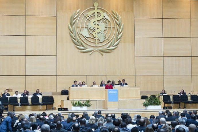 বিশ্ব স্বাস্থ্য সংস্থা দুই পরাশক্তির ফাঁ'দে আ'টকা পড়েছে