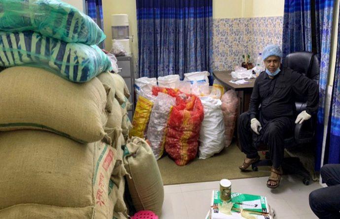 'করোনায় বাসাভাড়া না নিলেও চলবে, আল্লাহ আমাকে অনেক দিয়েছেন'