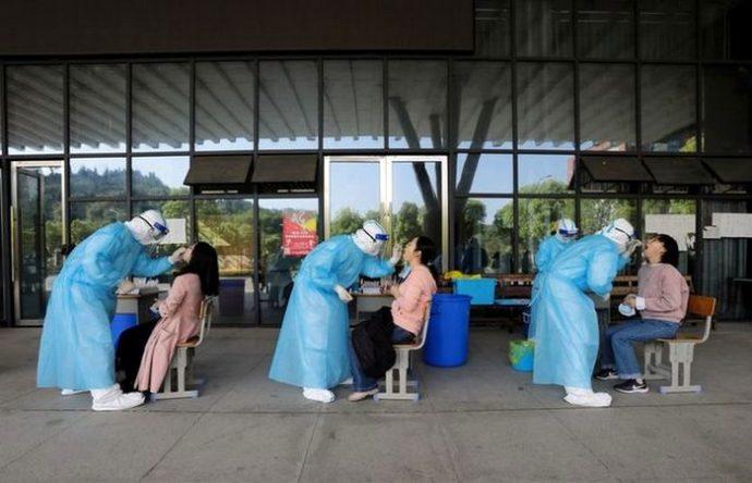 চীনে গত ২৪ ঘণ্টায় নতুন কোভিড-১৯ রোগী নেই
