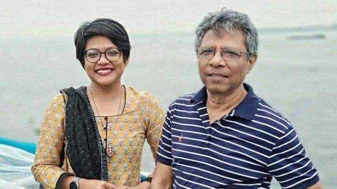 চাঁদপুরের বাবা-মেয়ে ক'রো'নার জিন রহস্য আবিষ্কারের বিজ্ঞানী