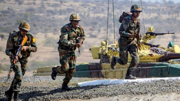 ভারতীয় সেনাবাহিনী চীনা ভূখণ্ডে প্রবেশ করেছেঃ বেইজিং