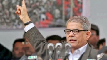 সরকার কা'রাগার ভরে ফেলছে 'বিএনপির নেতাকর্মী দিয়ে' : ফখরুল