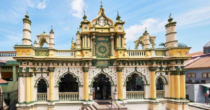 সিঙ্গাপুরের মসজিদ মঙ্গলবার থেকে খুলে দেওয়া হবে