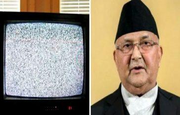 ভারতীয় সব টিভি চ্যানেল এবার বন্ধ করে দিল নেপাল