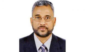 পরিবেশমন্ত্রী শাহাব উদ্দিন করোনায় আ'ক্রান্ত