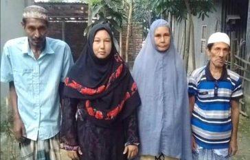 সিরাজগঞ্জে বৌদ্ধ পরিবারের ৪ জনের ইসলাম ধর্ম গ্রহণ