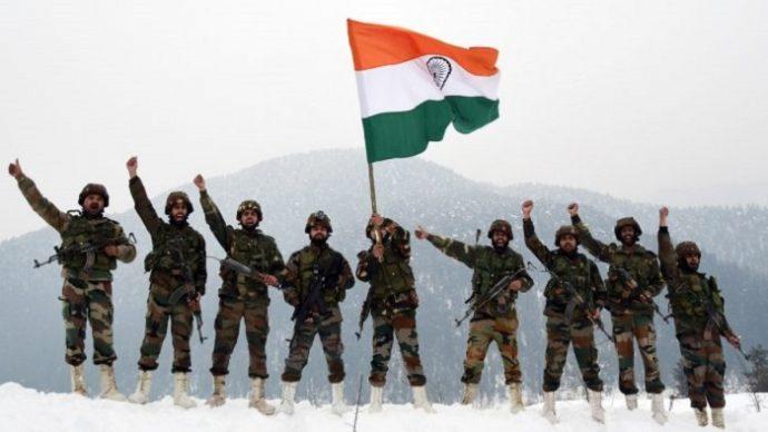 আবারো সার্জিক্যাল স্ট্রা'ই'কের দা'বি ভারতীয় সেনাদের