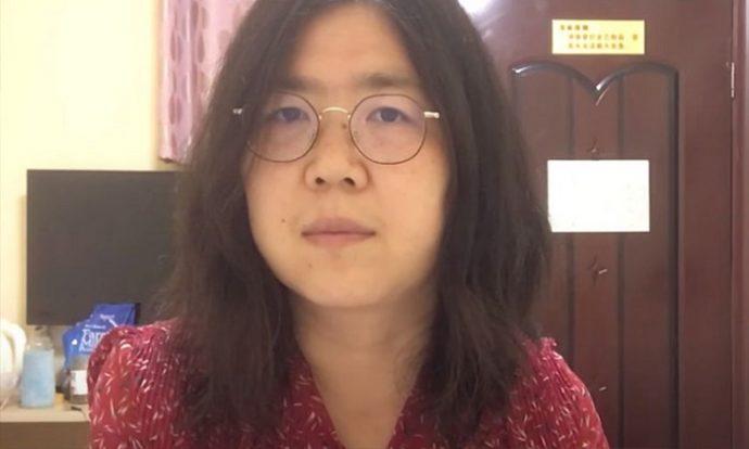 ক'রো'না নিয়ে প্রতিবেদন, চীনে সাংবাদিকের ৪ বছরের জে'ল