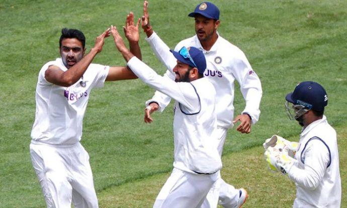 বক্সিং ডে টেস্টে চালকের আসনে ভারত
