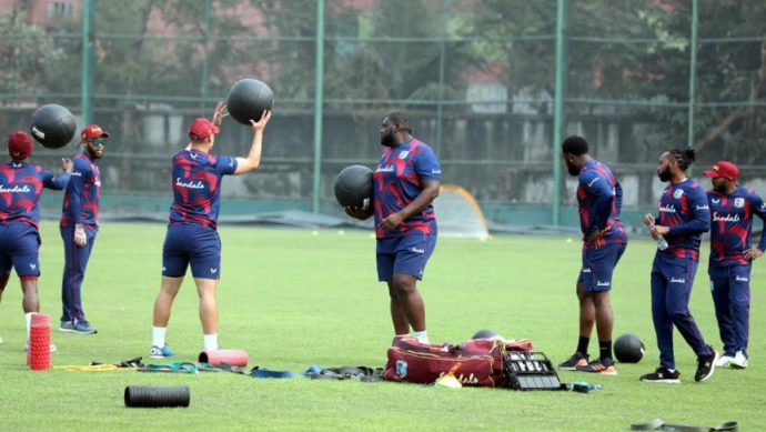 ঢাকায় করোনা আক্রান্ত ওয়েস্ট ইন্ডিজের ক্রিকেটার