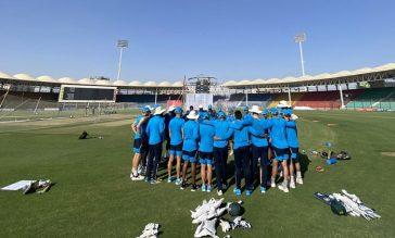 'স্মরণীয় মুহূর্ত' পাকিস্তান ক্রিকেটের জন্য