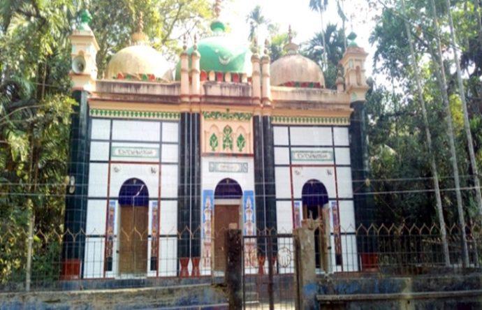 মিঞাবাড়ি জামে মসজিদ ৫০০ বছরের ইতিহাসের সাক্ষী