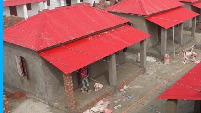 'প্রধানমন্ত্রী ঘর দিছইন, এহন নিজের ঘরে মরতে পারমু'