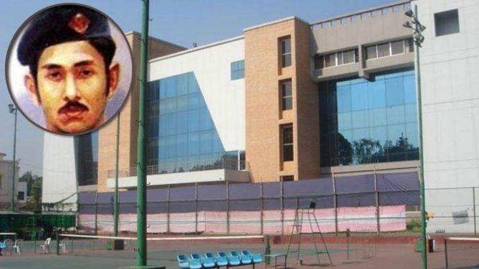 রমনা টেনিস কমপ্লেক্সের নাম পরি'ব'র্তন করে রাখা হচ্ছে শেখ জামাল