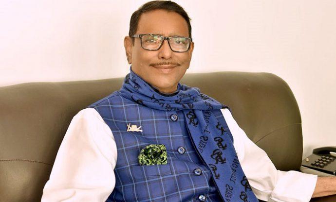 অপপ্রচার করে ধোয়া তুলসি পাতা সাজে বিএনপি : সেতুমন্ত্রী