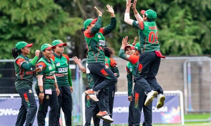 মার্চে আন্তর্জাতিক ক্রিকেটে ফিরছে বাংলাদেশ নারী দল