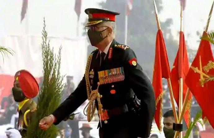 ঢাকায় এলেন ভারতের সেনাপ্রধান