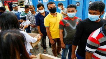 বাংলাদেশ-ভারতের শ্রমিক নিয়ে সং'ক'টে সিঙ্গাপুর