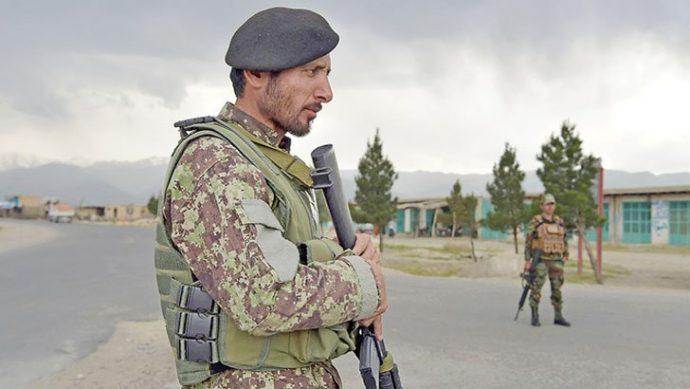 মার্কিন ঘাঁটি দখলে নিয়েই ৬০ তালেবানকে হত্যা আফগান সেনাদের