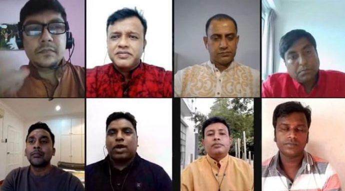 'দেশের রাজনীতি সিঙ্গাপুরে আনবেন না'