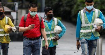 ক'রো'নায় শ্রমিক সংকটে সিঙ্গাপুর