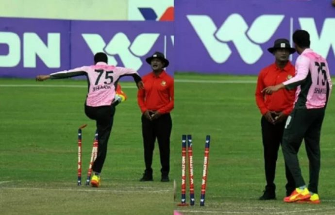 বাংলাদেশ ক্রিকেটের 'ব্যাড বয়' সাকিব আল হাসান